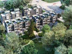 Town Home, NWG Real Estate, GIS International Group, Park 12, Bellevue, Eastside, Puget Sound