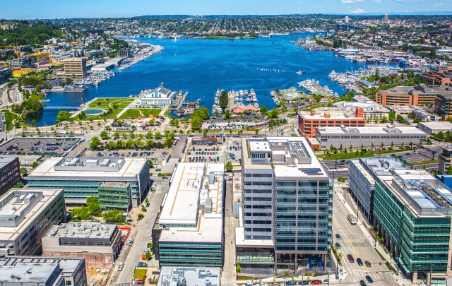 Seattle, Bellevue, Puget Sound, Life Sciences, Bothell, Vue Research Center, The Alexandria Center, South Lake Union, Allen Institute