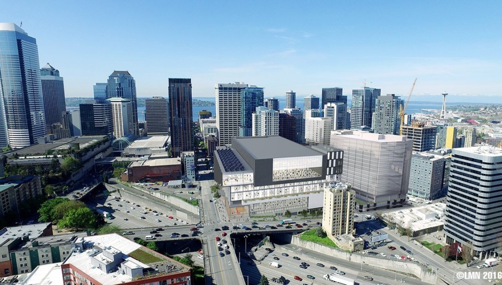 Washington State Convention Center Seattle Pine Street Group LMN Architects Puget Sound