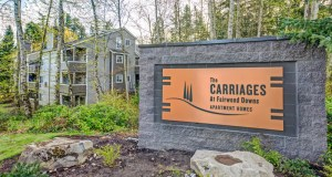 Sequoia Equities The Carriages at Fairwood Downs Renton Seattle CBRE Eli Hanacek Frank Bosl Josh McDonald
