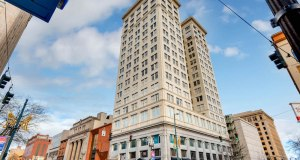 Unico Properties Jones Lang LaSalle Tacoma Washington Building 1019 Pacific Avenue Wells Fargo Plaza historic building JLL