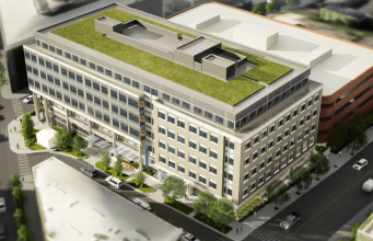 CollinsWoerman, Medical Building, Seattle, First Hill, HealthCare Realty, 515 Minor Ave.