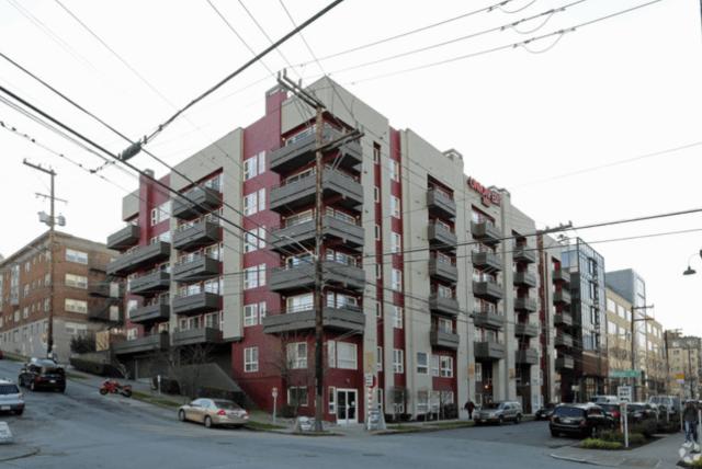 Union Bay Apartments, Champion Real Estate Company, South Lake Union, Seattle