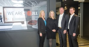Seattle JLL Urbis Partners Washington Partners Puget Sound commercial brokerage Lisa Stewart Cleita Harvey Jim Allison
