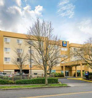Comfort Inn, Choice Hotels International, Seattle, North Seattle