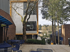 Eastside Preparatory School, Public47 Architects, Kirkland, Tali Hall