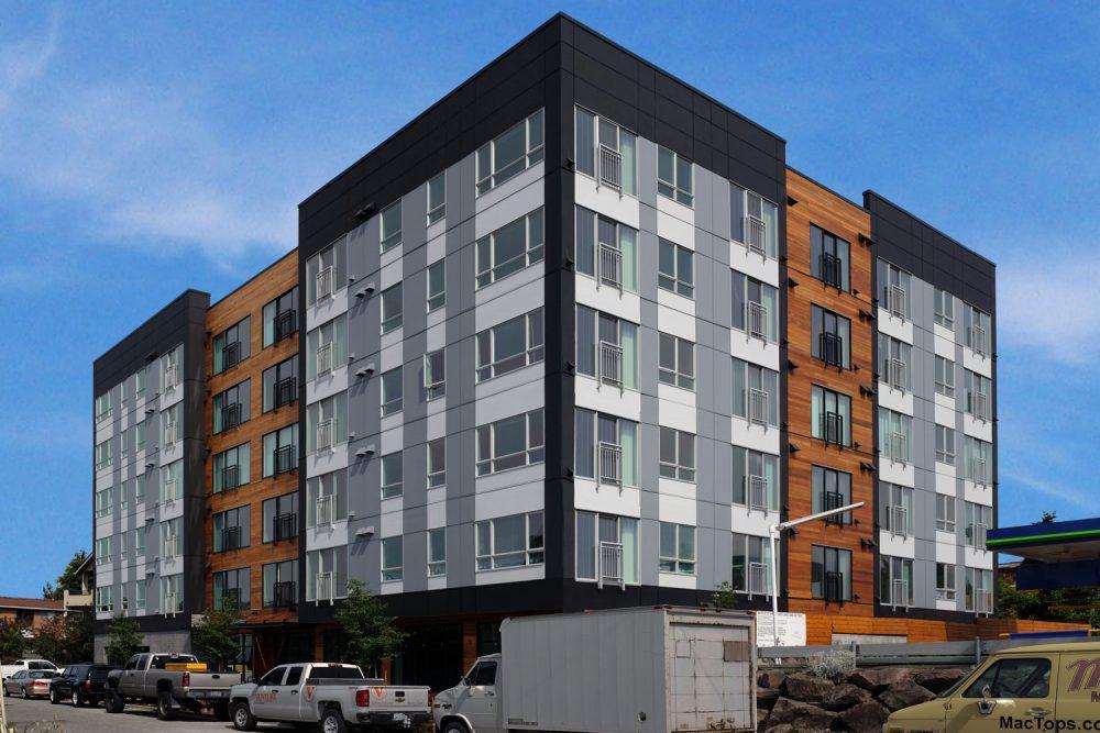Goodman Real Estate Sells Vive Apartments Ballard for ...