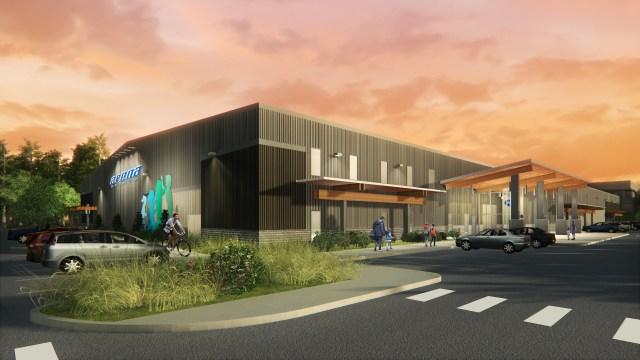 Mill Creek, Arena Sports, Puget Sound, Washington