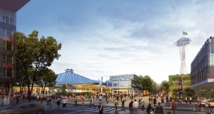 Seattle, Seattle Partners, AEG, Hudson Pacific Properties, KeyArena, Seattle Coliseum,