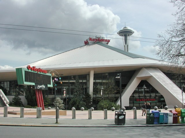 City of Seattle, Oak View Group, KeyArena, Seattle Center, 1st Avenue Parking Garage, Environmental Impact Study, North Downtown Mobility Action Plan