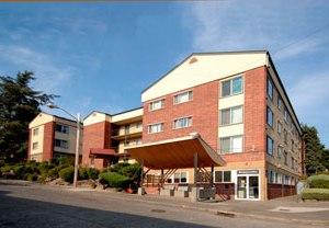 Mt. Baker, Mt. Baker Village Apartments, South Seattle