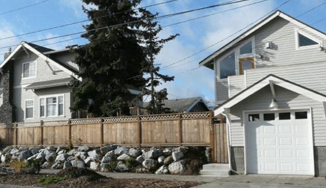 Accessory Dwelling, Seattle, ULI