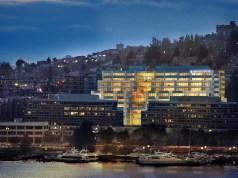 Dexter Station, Facebook, 1101 Dexter Avenue, Seattle, Commerz Real, Commerzbank Group, Stockbridge Capital Group, Capstone Partners, Frank Gehry