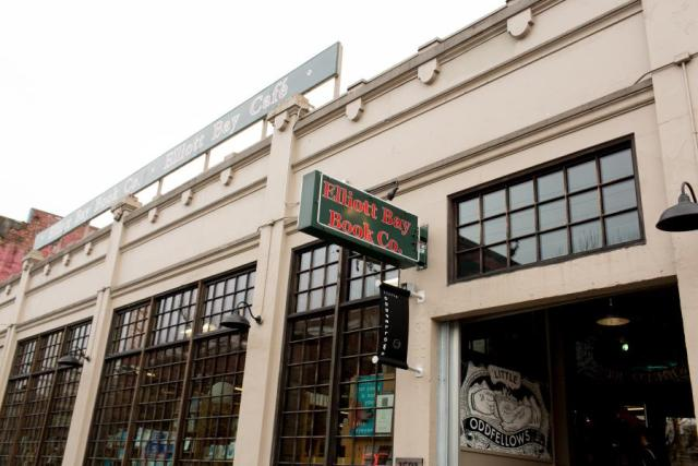 Elliott, Elliott Bay Book Company, Seattle, Capitol Hill, Hunters Capital, Keeler Investments Group