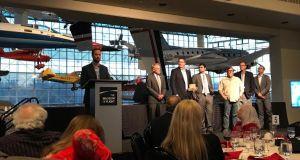 The Association of General Contractors, PLC Construction, Seattle, Puget Sound, Washington Awards, Museum of Flight,