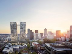 Vancouver, Westbank Corporation, Seattle, Puget Sound, Perkins + Will