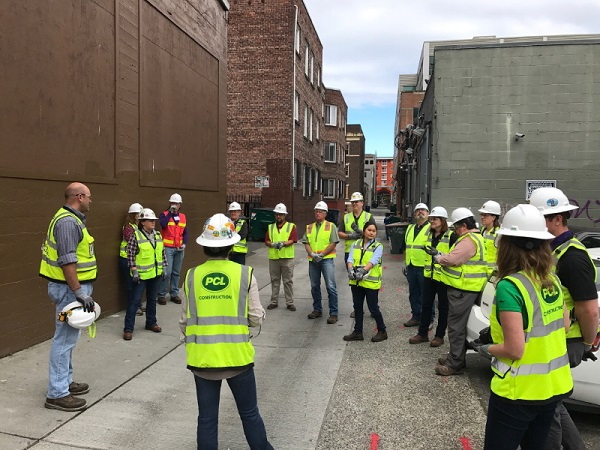 PCL Construction, Technology and LEAN Construction, Seattle, Puget Sound,