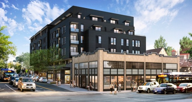 Seattle, Greenwood, Ballard Community Center, Slattery Properties, Clark Design Group Pllc, Weisman Design Group,