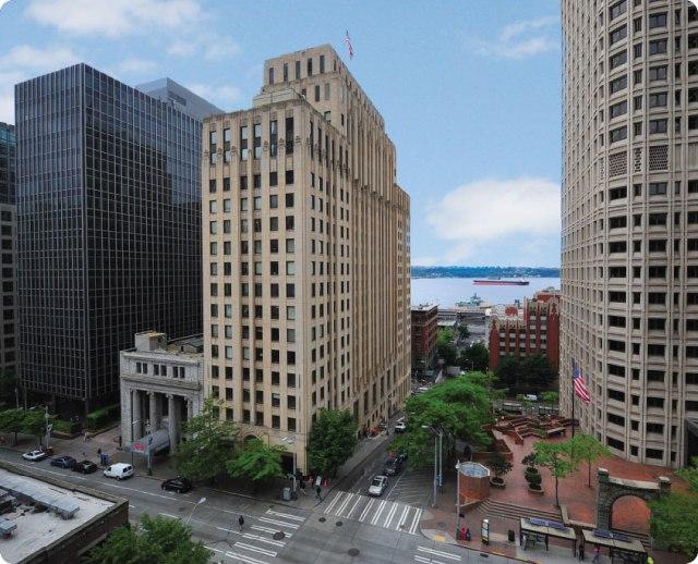 Seattle, Cushman & Wakefield, Broderick Group, Kidder Mathews, Eastside, Bellevue, Bothell, I-90 corridor, subleasing, CBD