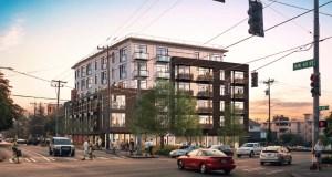 Ballard, Seattle, Pryde Johnson, Clark Design Group, Fazio Associates, Design Review Board, Puget Sound apartment construction