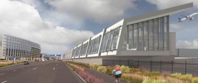Skanska, The Port of Portland, Portland International Airport, Oregon,