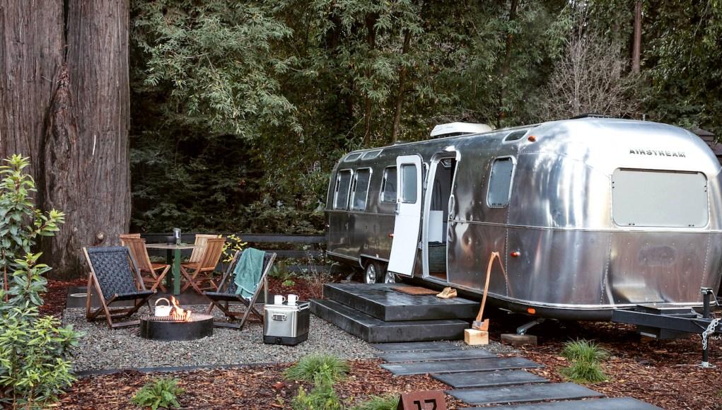 AutoCamp, Mesa Lane Partnership, Northern California, San Francisco, Guerneville, Russian River, glamping camping Santa Barbara