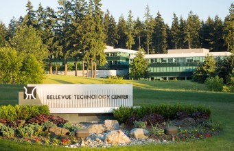 Seattle, KBS Realty Advisors, Beacon Capital Partners, Unigard Insurance Company, Bellevue Tech Center, Microsoft, Plaza Center