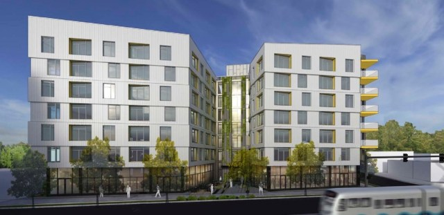141-Unit Othello Project in Seattle Approved to Proceed at Design Review Recommendation Meeting W39 Apartments housing affordable