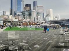Seattle, Waterfront Seattle Program, Waterfront Seattle, Pier 62 Rebuild Project, Belltown, Pioneer Square, Strategic Plan for the Waterfront Program