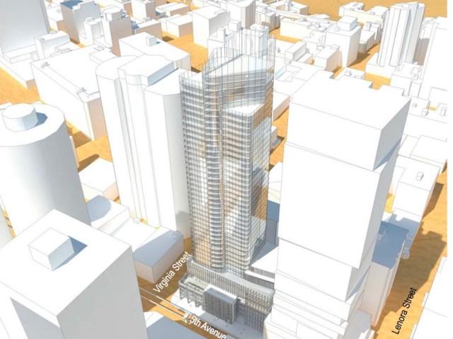 Seattle, Landmark Preservation Board, GWest, MIG SvR, Chainqui Development, DSA Development Services LLC, Belltown, Design Review