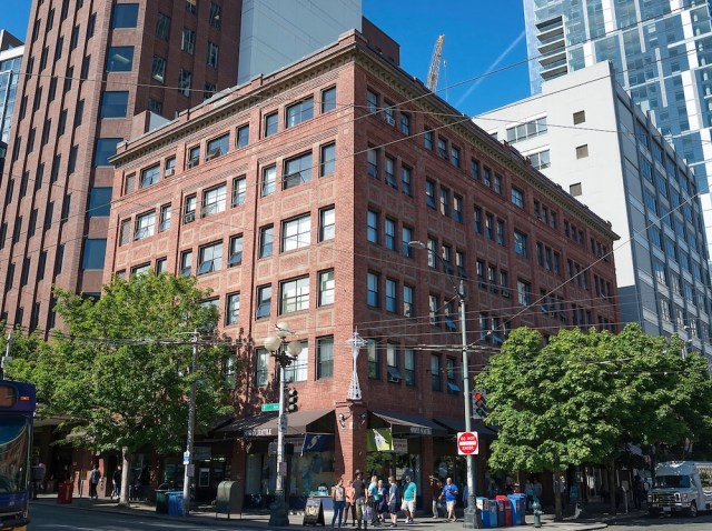Seattle, Colliers International, Pike Place Market, Colliers' Seattle Multifamily Team, Cupcake Royale, Simply Seattle, Chocolate Box