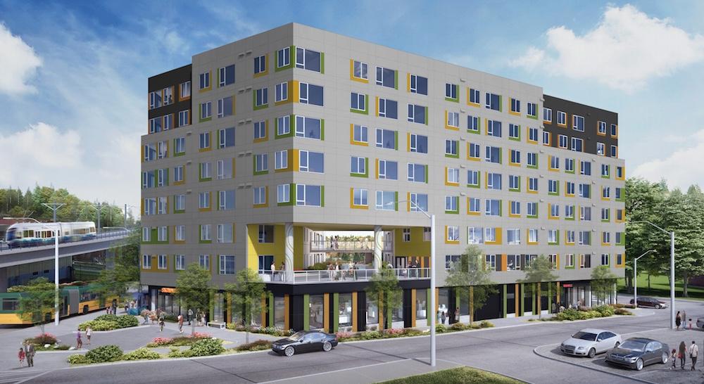 Seattle, Mercy Housing Northwest, Runberg Architecture Group, Paul G. Allen  Foundation,