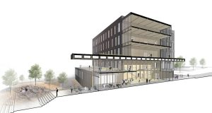 Seattle, Avista Development, McKinstry, Michael Green Architecture, Eastern Washington University, University District, Spokane