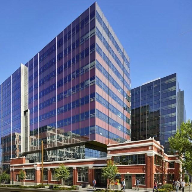 Seattle, Amazon, Holliday Fenoglio Fowler, Touchstone, USAA Real Estate, Tilt49, Troy Block, South Lake Union, HFF, Takenaka Corporation