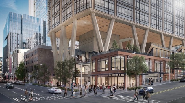 Seattle, Skanska USA, Pickard Chilton, Kendall/Heaton Associates, Swift Company, Graham Baba Architects, 2+U, Magnusson Klemencic Associates