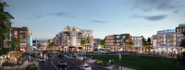 Innovation Realty Partners, The Benaroya Company, Sammamish Town Center, City of Sammamish, Sammamish City Council, Pacific Northwest, Ace Hardware, TRF Pacific