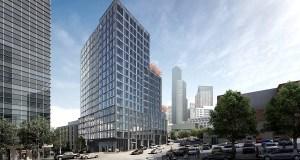 CBRE Capital Markets' Debt & Structured Finance, Koda Condominiums, Seattle, DA LI Development USA, Dropbox, Pixar, HTC, Weyerhaeuser, Skytap, Intel, Union Station, King Street Station