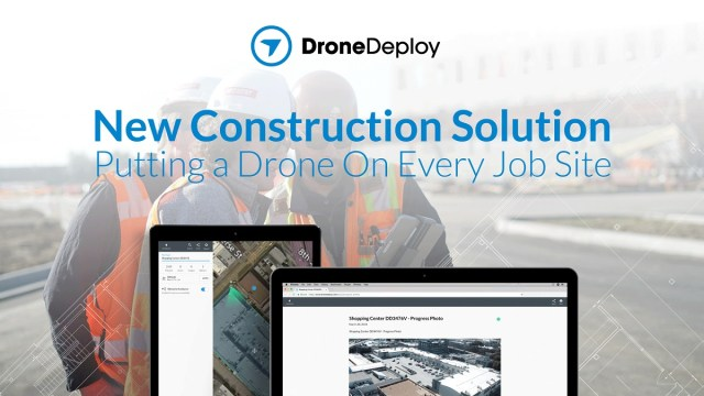 DroneDeploy, Uplift Data Partners, Accuracy Packagev, Progress Photos, Construction Accuracy Package, Chicago, North America