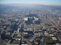 Seattle, Urban Visions, American Life, Manufacturing Industrial Council, Siemens, CREW Seattle & Sound, SODO, South Lake Union