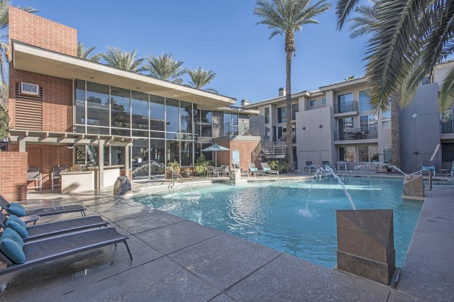 Security Properties, Oaktree Capital Management, Pavilions on Central, Downtown Phoenix, Downtown Tempe, Old Town Scottsdale, Midtown, Camelback Road, Central Avenue, Sky Harbor International Airport, Security Properties Residential