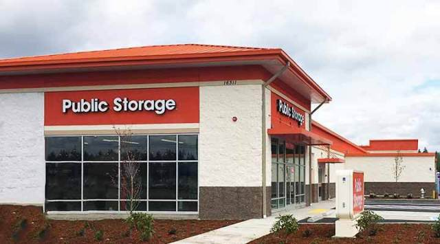 Public Storage, Seattle, South Hill, Sunrise Village, Puyallup, Southern California, S&P 500, real estate investment trust