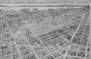 Seattle, Amazon, Historic Preservation Program Department of Neighborhoods, ZGF Architects, Vulcan Inc, Mortenson Construction