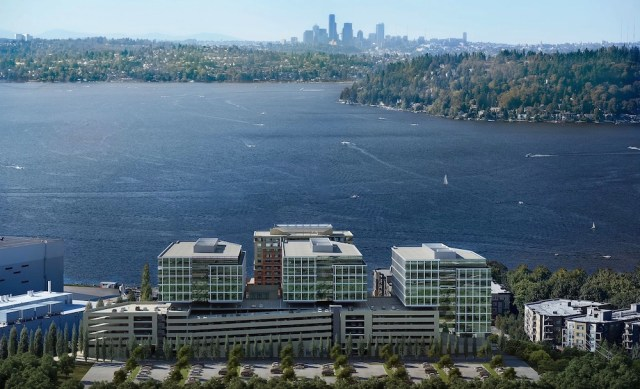 Seattle, SECO Development, Exxel Pacific, CBRE, ZGF Architects, Hewitt Architects, Coughlin Porter Lundeer, Glumac, Hart Crowser