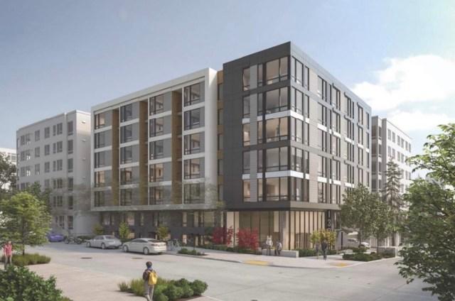 Seattle, Ankrom Moisan, Roosevelt Development Group, Karen Keist Landscape Architects, Decker Consulting Engineers, Early Design Guidance