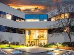 NKF Capital Markets, Oakhurst Center, Swift Real Estate Partners, Microsoft, Microsoft Connector Shuttle, Seattle, U.S. Real Estate Equity, Newmark Group, NASDAQ Global Select Market, Barings Alternative Investments,
