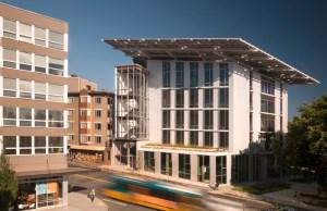 Seattle, Bullitt Center, Living Building Challenge, International Living Future Institute, Miller Hull Partnership, University of Washington