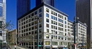 Invesco Real Estate, GreenOak, Brickman, KBS Strategic Opportunity REIT ,Central Building, Holliday Fenoglio Fowler, HFF, Seattle