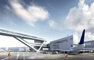 Seattle, Clark Construction Group, Skidmore Owings & Merrill, Miller Hull Partnership, Port of Seattle, Sea-Tac Airport, logistics