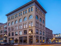 Seattle, Alexandria Real Estate Equities, HAL Real Estate Inc., Pioneer Square, Pacific Commercial Building, Spring District