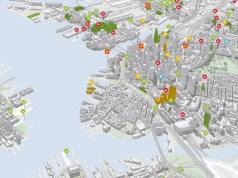 Esri, ArcGIS Urban, Boston Planning & Development Agency GIS, geographic information system, Esri software, Internet of Things